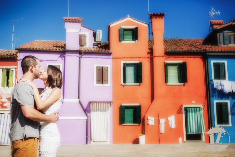 Burano wedding proposal photographer