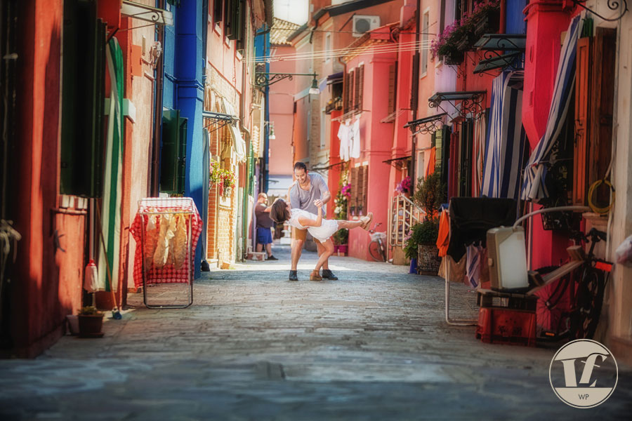 Burano wedding proposal photographer