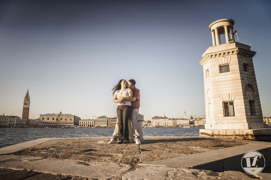Marriage proposal Venice, Italy