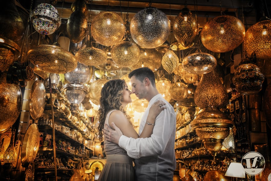 Marrakesh Engagement Photographer