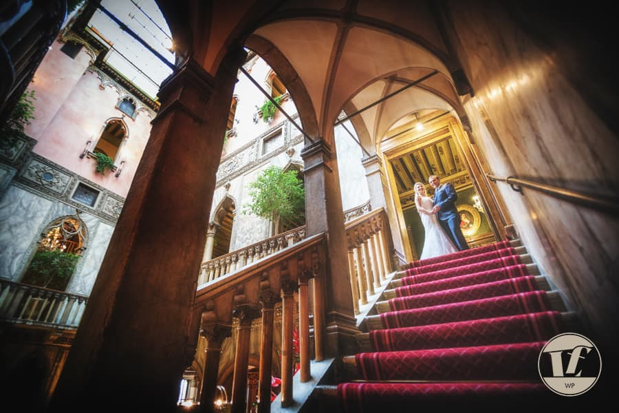 wedding photographer venice - hotel danieli