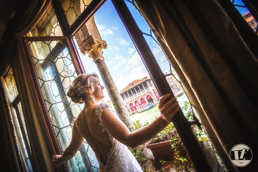 Cà Sagredo Venice wedding photoshoot