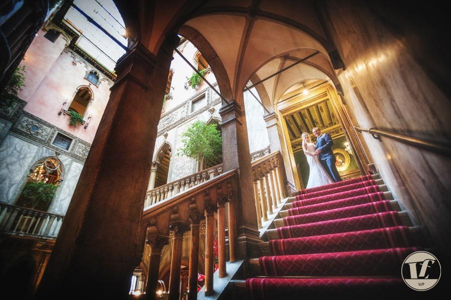 Danieli hotel wedding photoshoot