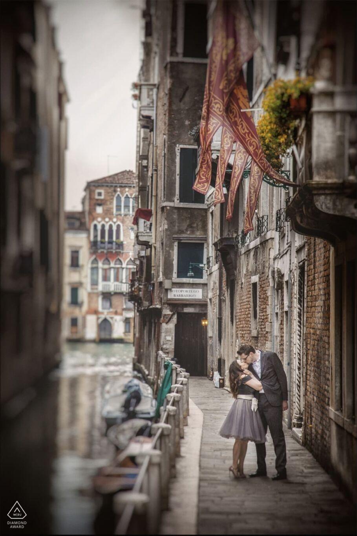 International engagement photography award. Luca Fabbian award winning engagement photographer Italy