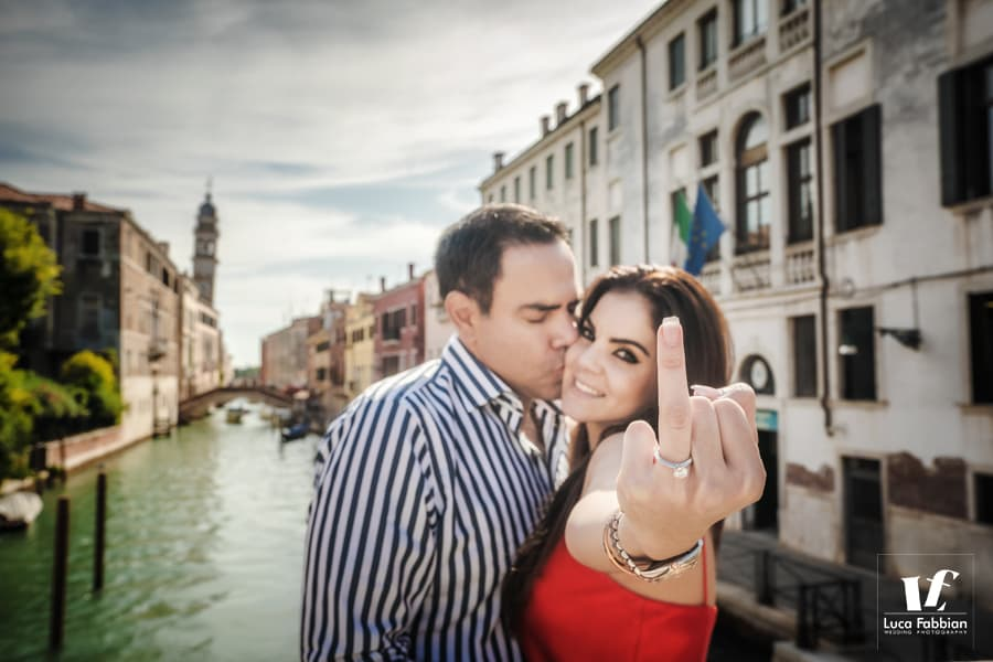 venice italy proposal photographer