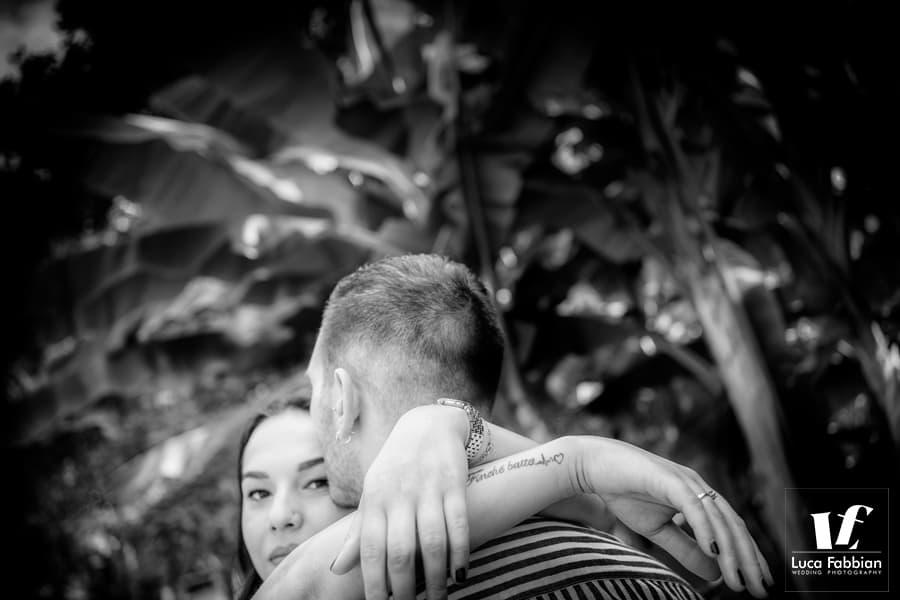 Giardini Sigurtà Verona pre wedding photographer
