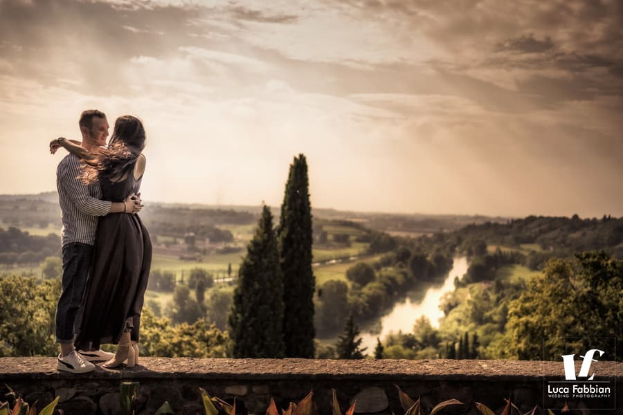Pre Wedding Photographer Verona Italy