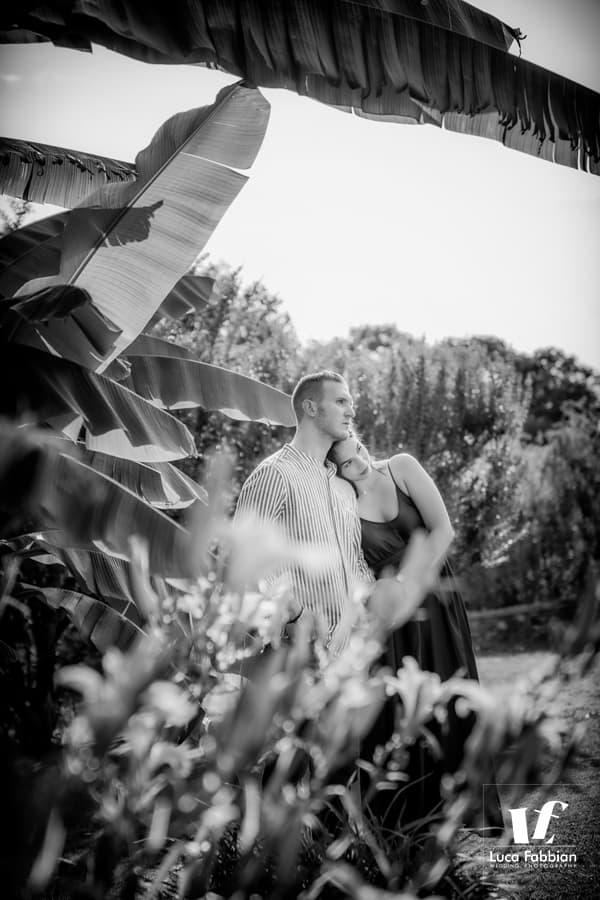 Giardini Sigurtà pre wedding photographer
