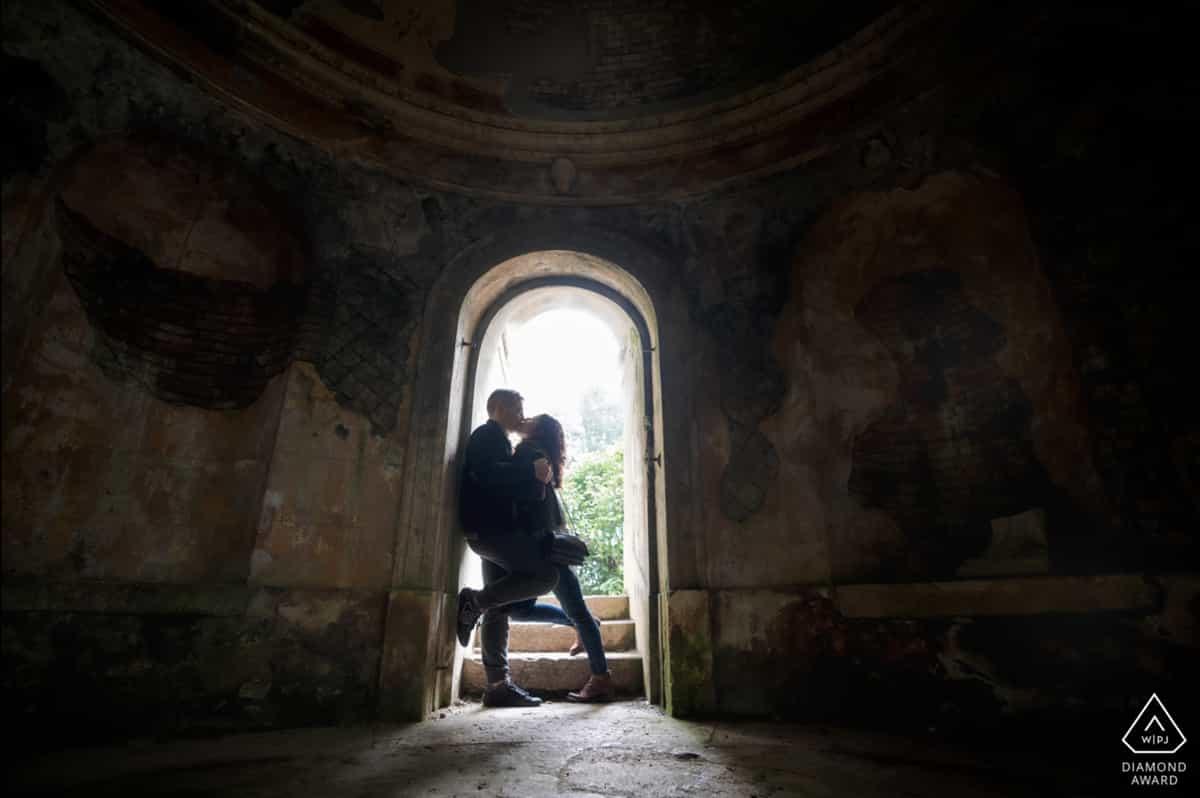 pre wedding photographer Vicenza Italy