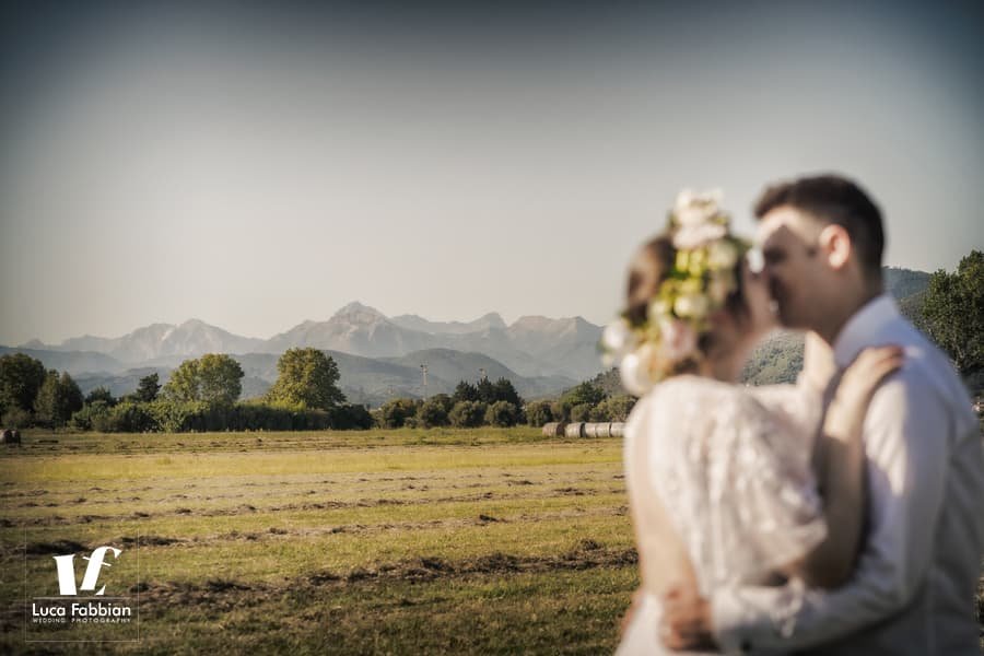Wedding day in Pisa countryside - Tuscany