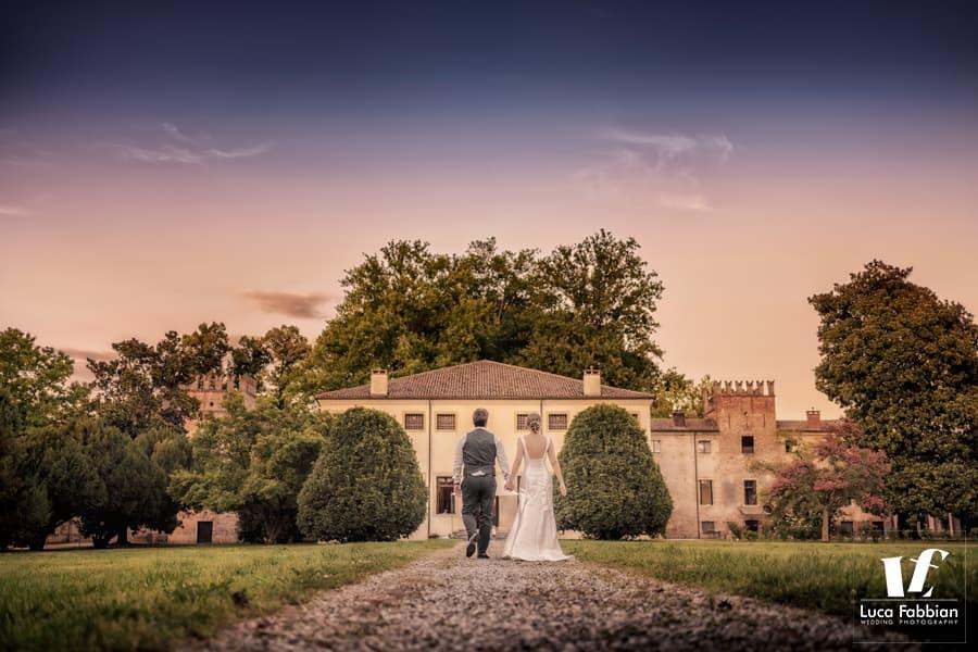 Wedding at Villa Godi Piovene, Vicenza, Italy