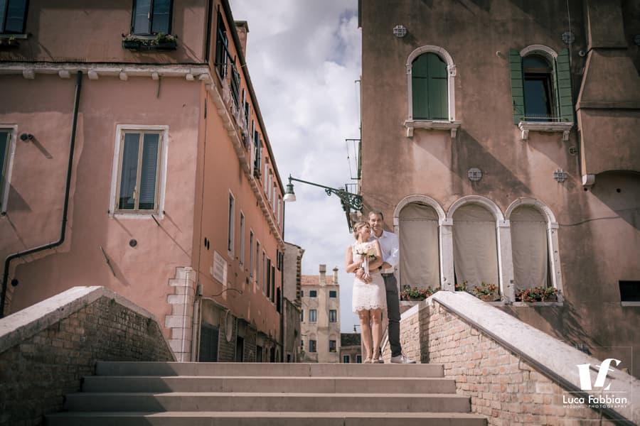 Venice Italy elopement