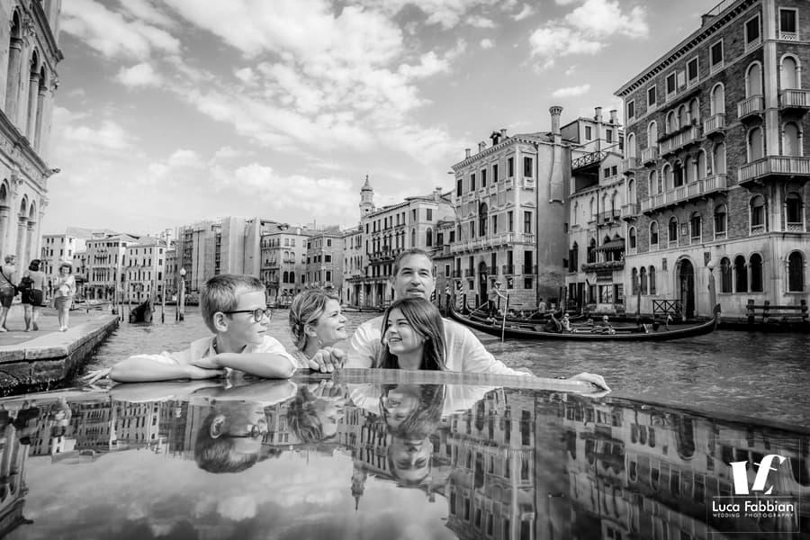 Elopement in Venice