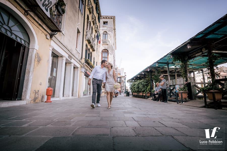 Venice intimate wedding