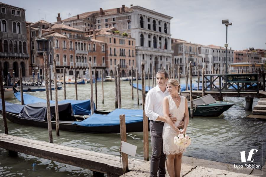 Venice elopement portrait photography