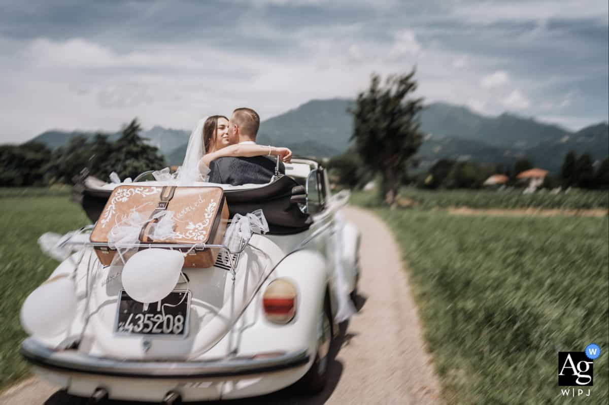 Italy wedding photography award